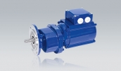 Three-Phase Geared Motors SDG 634 T with Spur Gear Units SF 30